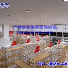 母婴店货架、母婴店货架图、广州风林货架