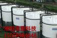 连云港厂家生产石英砂酸洗搅拌罐10立方聚乙烯塑料桶大型加药箱