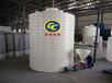 双氧储罐10T水缸临沂水箱水槽防腐储罐液体储罐储存罐