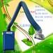 天意新款移动单双臂焊接烟尘净化器工业电焊焊烟净化器