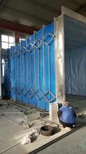 工业烤漆房伸缩式喷漆房移动喷漆房烤漆房厂家