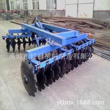 大型重耙全包轴承偏置牵引圆盘耙实力厂家直销各种型号锰钢缺口耙
