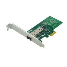 光润通光纤网卡F901E-V3.0intelI210千兆单口台式机服务器网卡