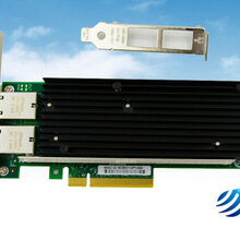 光潤通(GRT)F1002T-V1.6萬兆雙電口服務器網卡IntelX540芯片圖片