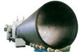 塑料挤出生产线克拉管设备