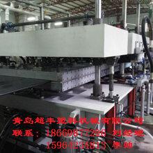 建筑模板制作设备生产线设备多少钱图片