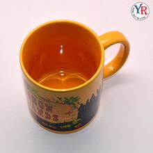 创意陶瓷变色杯子