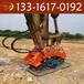 挖机地面打夯机,60小挖机用的夯实机