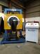 吉林地暖管包装机、地暖管打包机、盘管包装机
