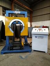新疆地暖管、包装机、地暖管缠绕包装机