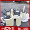 南京隔热固定管托规格大全