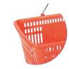 优质斜口篮,购物篮,仓储笼,货架找永创艺