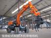 清远木材抓机生产厂家