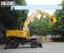 轮式挖掘机最新报价