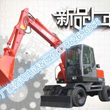 BD80W-8皮轮挖掘机品牌排行图片