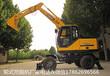 BD80W-8胶轮挖掘机