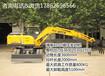 多功能挖掘机抓木机生产厂家
