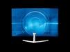 创新设计的网吧显示器曲面显示器