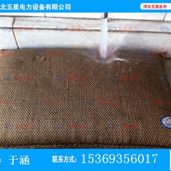 大庆防汛抗旱物资厂家-防渗漏吸水膨胀袋价格-吸水膨胀袋规格
