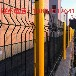 万宁火车站分隔网价格乐东围墙护栏网批发海口桃形柱护栏网厂家