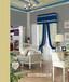 寐莎给您介绍几款实用性高的窗帘布艺