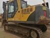 沃尔沃140挖掘机