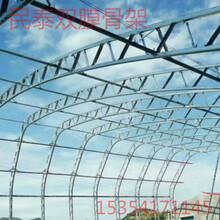 全国农业大发展温室大棚双膜骨架大跨度的种植面积图片