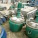 出售二手1000L不锈钢反应釜不锈钢储罐压滤机滚筒干燥机燃气锅炉