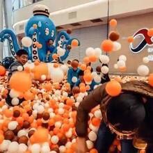 专业商业活动游玩展览海洋球设备工厂海洋球出租出售