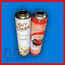 空气清洗剂罐马口铁罐52气雾剂铁罐杀虫水喷雾罐气雾剂配件图片