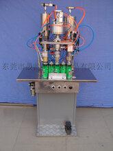 气雾剂生产设备气雾剂灌装机半自动气雾剂灌装机三合一气雾剂灌装机图片