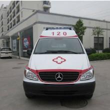 杭州病人長途轉運圖片