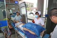 滁州重癥救護車跑長途救護車電話