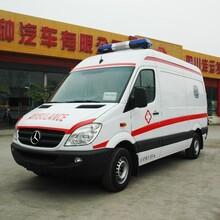 黔西南私人急救救護車價格圖片