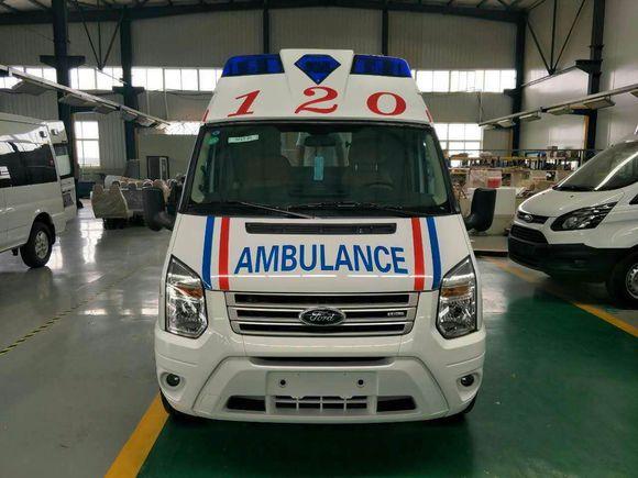 新聞:南開救護車出租收費