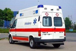 新闻:河西病人长途转运救护车出租收费