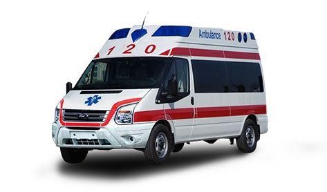 铜川印台长短途救护车出租哪里有私人救护车