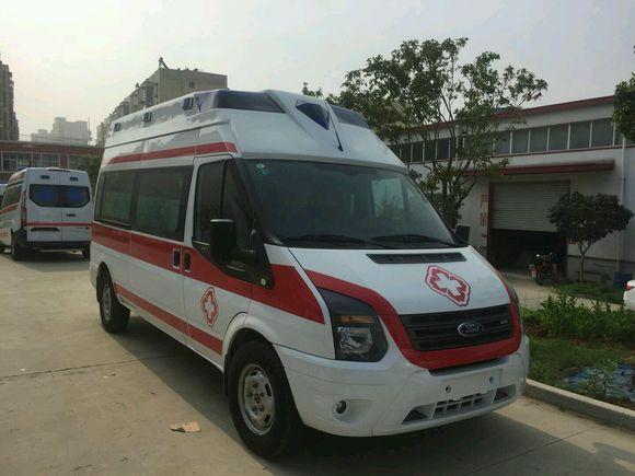 新闻:石家庄灵寿县病人长途转运救护车出租收费