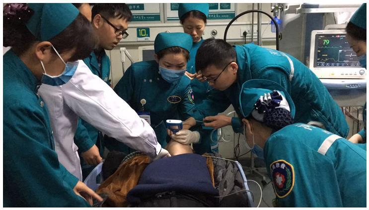新闻:石家庄正定县救护车出租收费