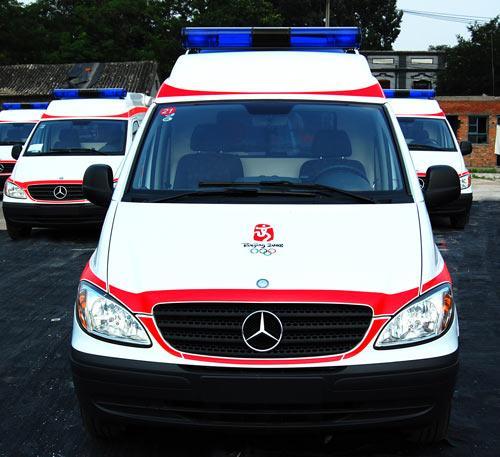 湖州120救护车出租—价格