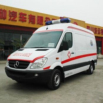 滨州私人救护车出租收费标准哪里有?