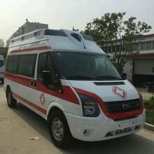 綏化私人120護送救護車出租+歡迎來電咨詢圖片