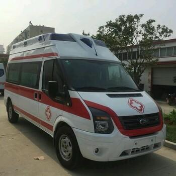 聊城私人救护车出租电话带呼吸机救护车哪里有