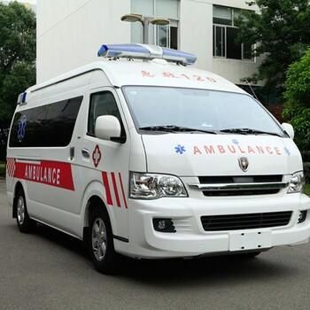 安康新生儿救护车出租电话(专业团队)