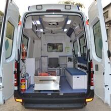 安康120護送救護車出租聯系電話圖片