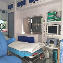 荊州長途護送救護車出租咨詢救護中心圖片
