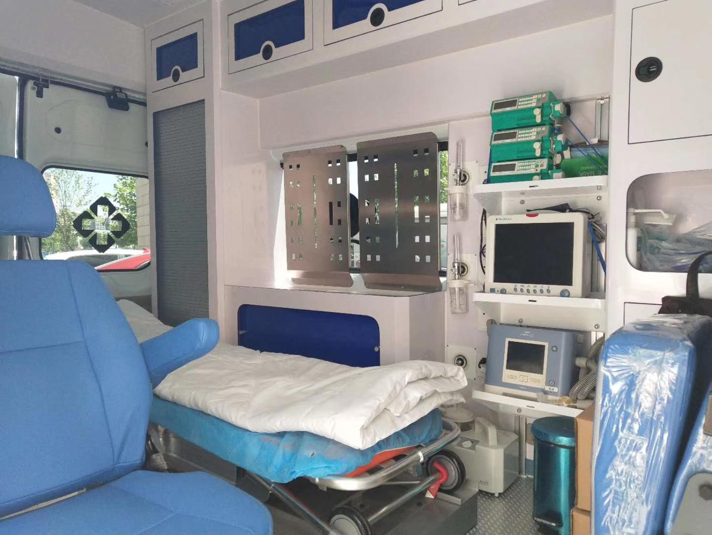 濱海新區租救護車+8元每公里