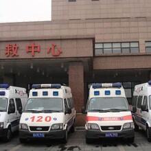 桐城私人120救護車出租一站式服務圖片