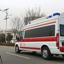 荊門)本地救護車出租收費標準圖片