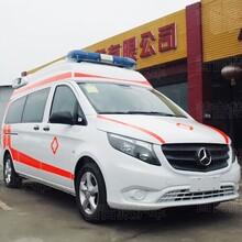 石柱)醫院120救護車出租收費標準圖片